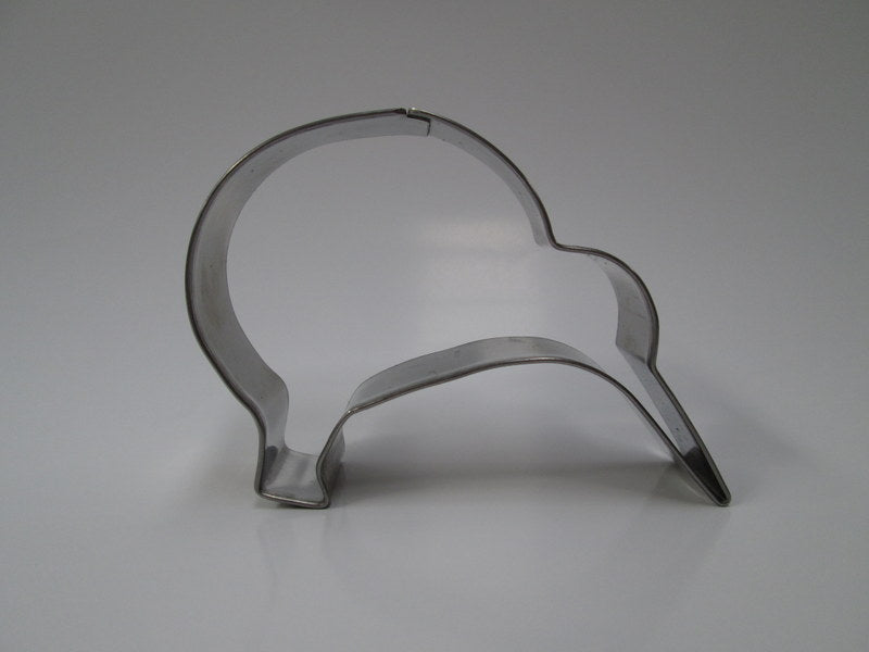 Kiwi cookie shape cutter