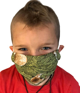 Childs reusable mask