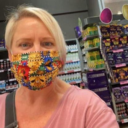 Reusable Face Mask; LADIES