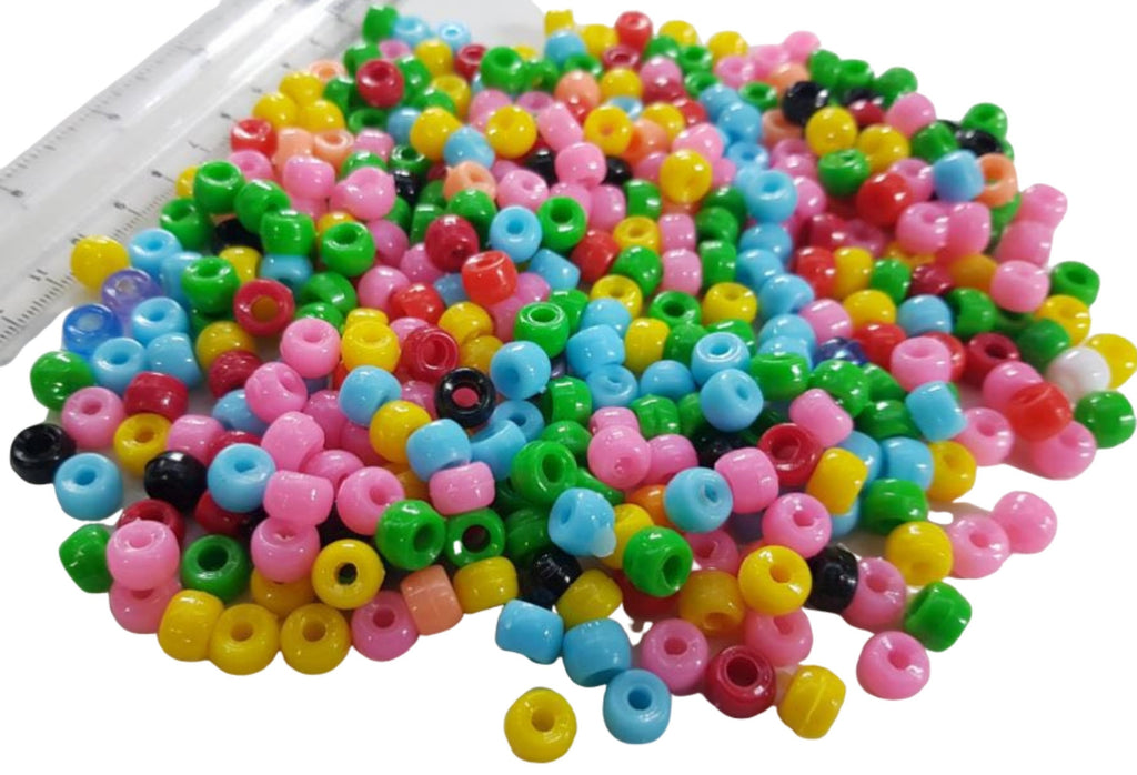 Coloured Beads pony beads for necklaces