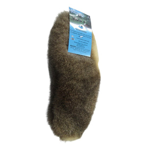 possum fur soles for shoes and boots