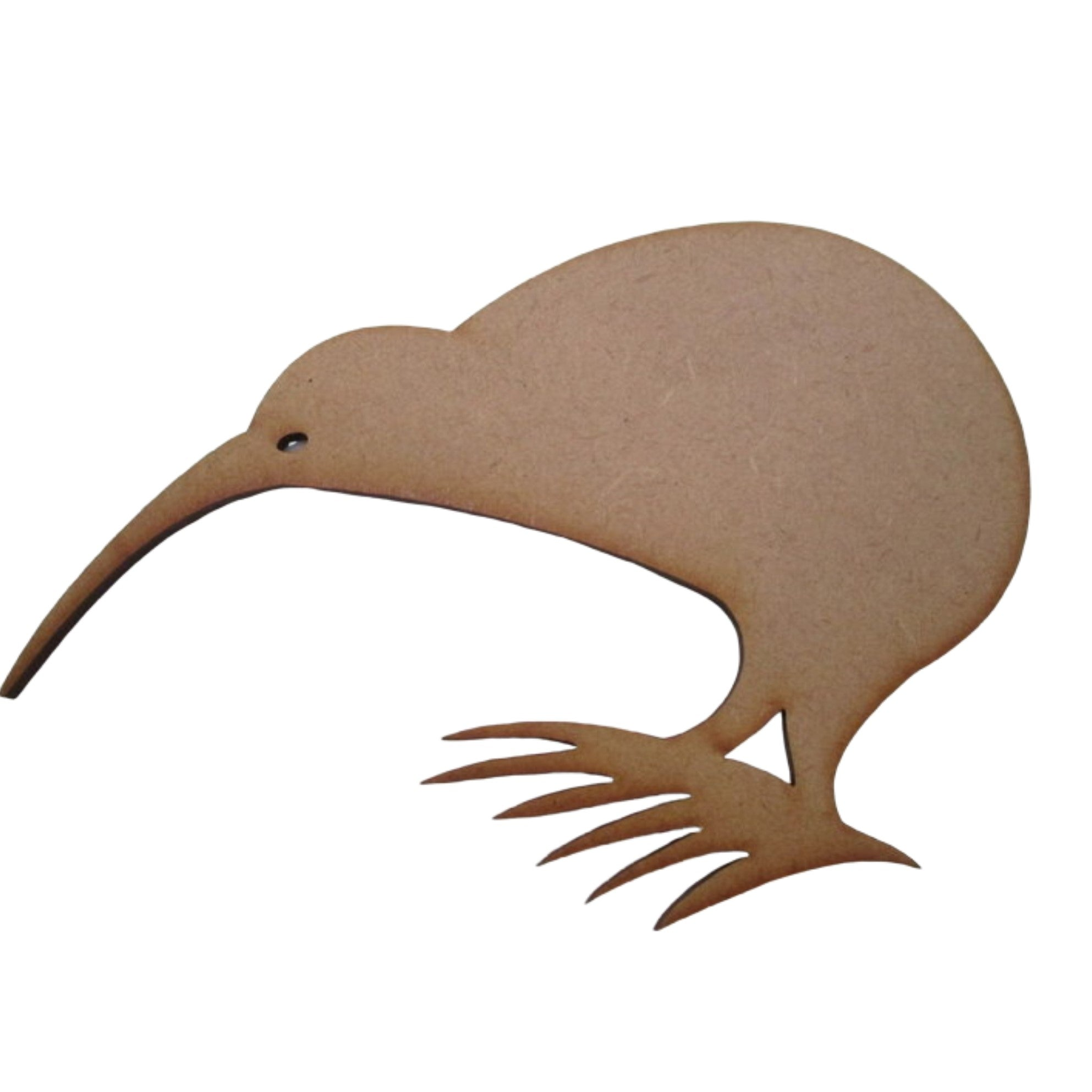 Kiwi tracing shape