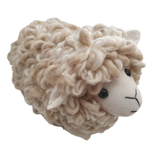 wool sheep textured