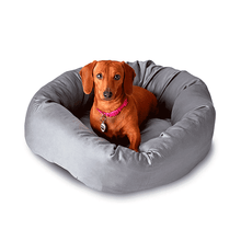 Load image into Gallery viewer, Bamboo Pet Calming Bed