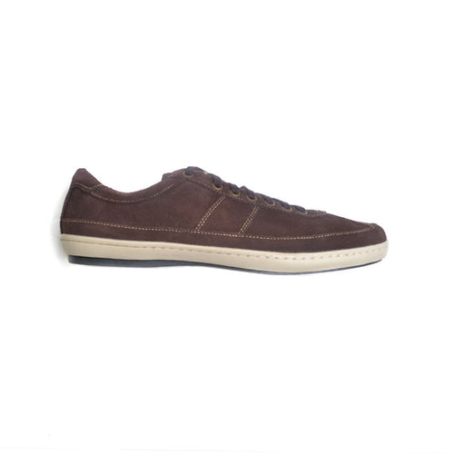 Austin Sport Oxford Water Repellent Oiled Velour Suede - Walnut