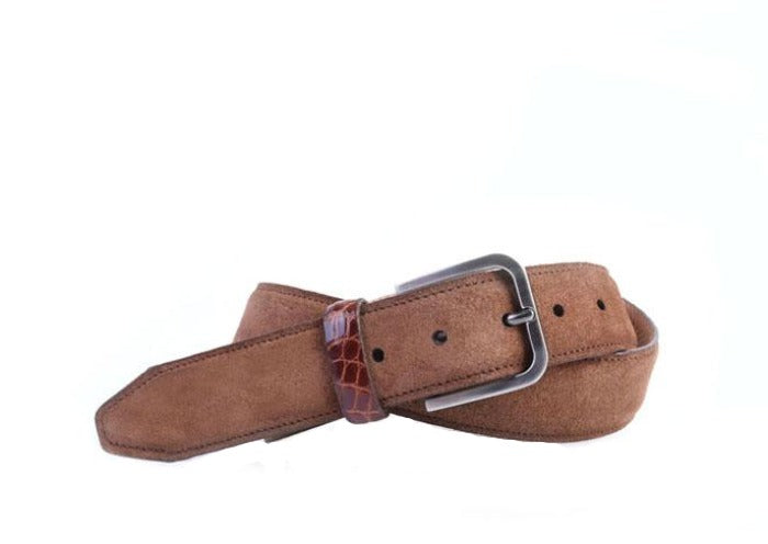 Hackett Suede Belt