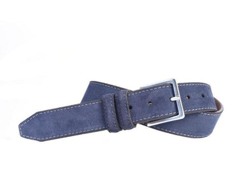 Montgomery Water Repellent Suede Belt
