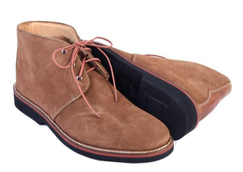 Wakefield Water Repellent Suede Chukka Boot
