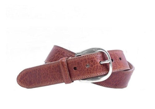 William Authentic American Bison Belt