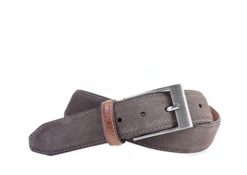 Royal Suede Belt