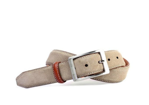 Thurston II Water Repellent Suede Belt