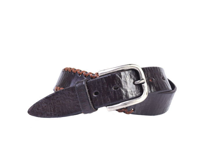 Artisan X Bridle Leather Belt - Espresso