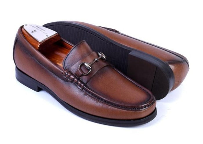 Montgomery Dress Calf Leather Horse Bit