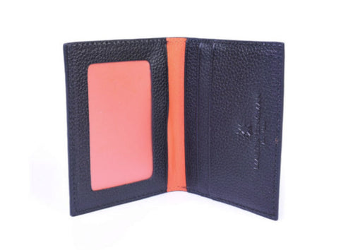 Edward I.D. Wallet - Black