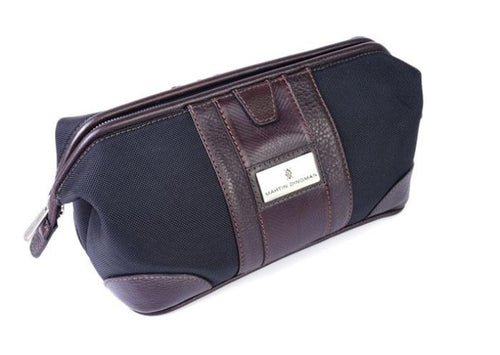 Executive Shave Case - Black Nylon