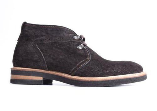 Tuscan Country Chukka - Chocolate