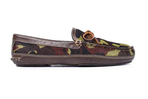 Country Comfort Slipper - Camo Print