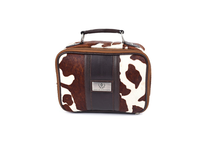 Safari Journey Shave Case - Clay/White Mustang