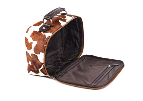 Safari Journey Shave Case - Mustang