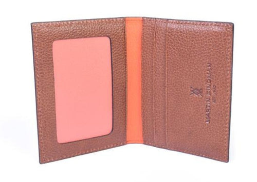 Bill I.D. Wallet - Burnt Cedar