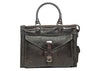 Rudyard Martingale Tumbled Saddle Leather Soft Briefcase