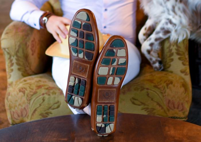 Monte Carlo Oiled Saddle Leather Horse Bit Loafer - Cigar