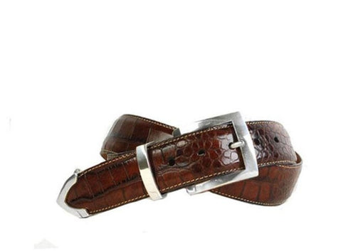 Jayson Alligator Grain Italian Calf Leather