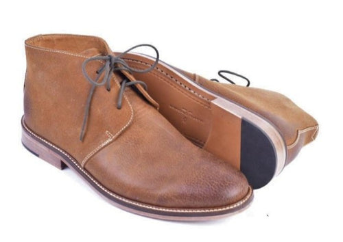 Warrick Chukka Leather Boots