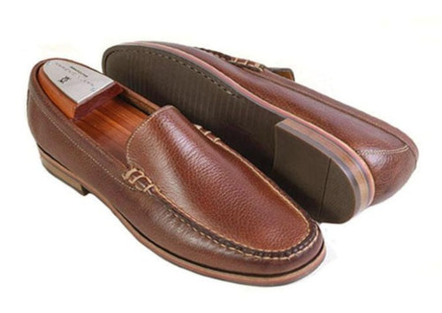 Montgomery Leather Venetian  Slip On