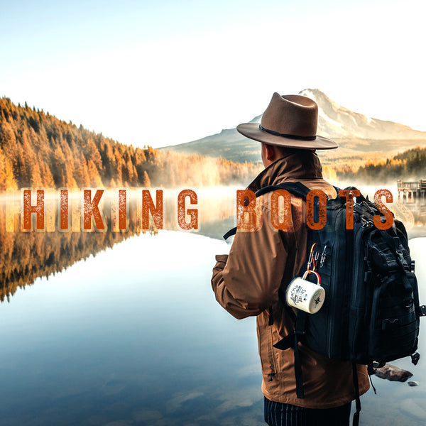 Hiking Boots - Travel Adventure OST