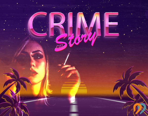 Crime Story - OST