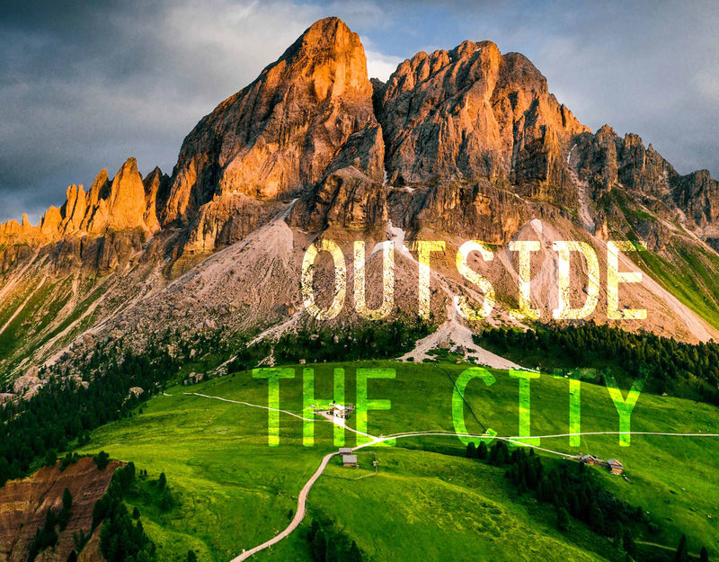 Outside The City OST