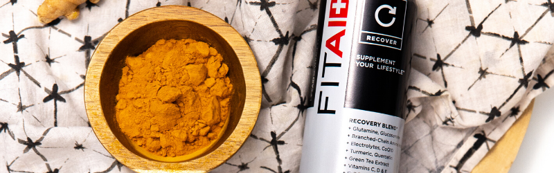FITAID RECOVERY BLEND REVIEW - Fit Trendz