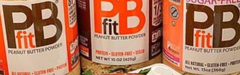 PBFIT PEANUT BUTTER POWDER - NOW AVAILABLE IN AUSTRALIA