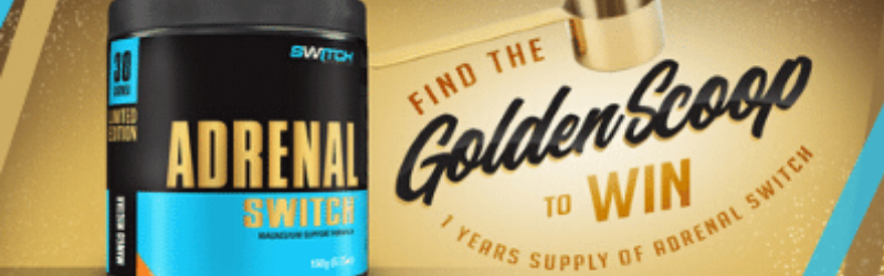 ADRENAL SWITCH - GOLDEN SCOOP UPDATE