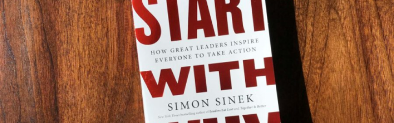 "LIFEAID BOOK OF THE MONTH: JANUARY, ""START WITH WHY"""