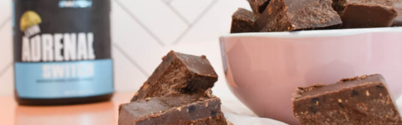 ADRENAL CHOC FUDGE