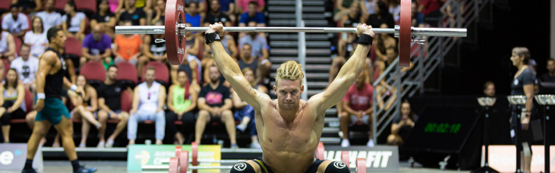 JAMES NEWBURY REFLECTS ON HIS 2020 AUSTRALIAN CROSSFIT CHAMPIONSHIP EFFORT