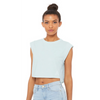 WARRIOR CROPPED TEE