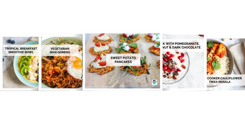 FIT TRENDZ PLANT-BASED FREE SAMPLE RECIPES