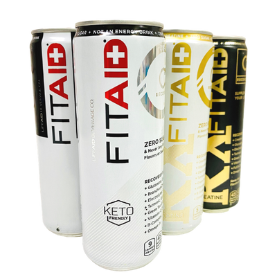 4 CAN SAMPLE PACK 'KETO+2' [FAZ, RXZ, +2]
