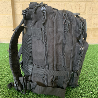 Zero Equal Day Pack - Black 30L
