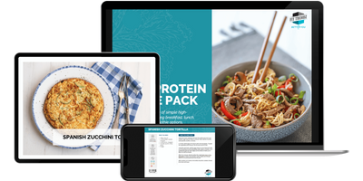 FIT TRENDZ HIGH-PROTEIN 52 RECIPE PACK