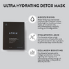 Ultra Hydrating Detox Mask - 5 Pack