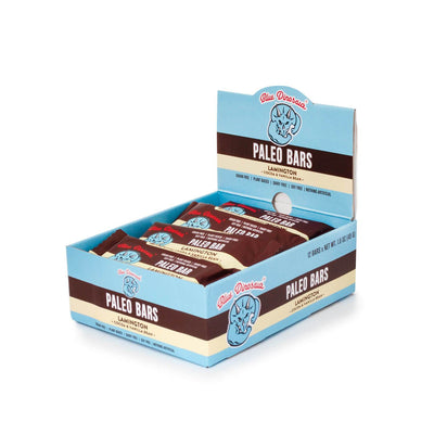 LAMINGTON PALEO BAR 12 PACK