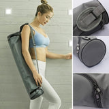 High quality Multi-function Yoga Bag Waterproof Oxford Cloth Shoulder Bag