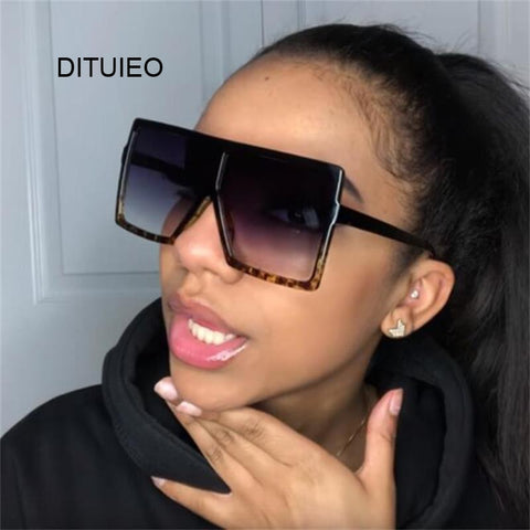 Oversized Shades Women Sunglasses