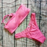 Brazillian Swimsuit Women Bikini Set