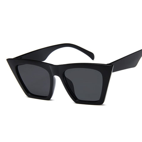 Fashion Square Sunglasses Women Designer Luxury UV400