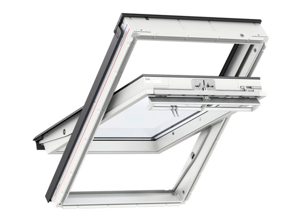 Velux White Pu Centre Pivot Roof Window - 78X118Cm - T.O'Higgins Homevalue - Galway